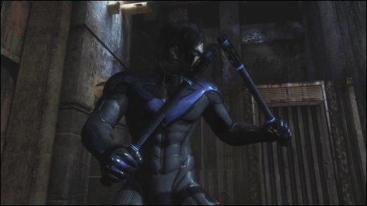 Batman: Arkham City - Neuer Trailer präsentiert Nightwing in Action