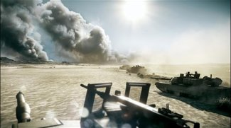 Battlefield 3 - Multiplayer Trailer zeigt Fallschirmspringen, Fahrzeuge und mehr