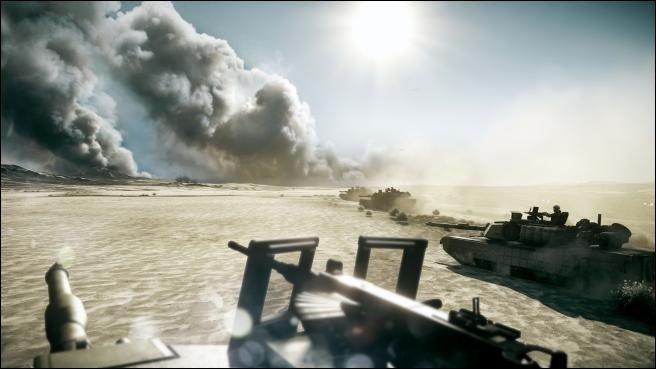 Battlefield 3 - Riccitiello verspricht Kampf der Titanen