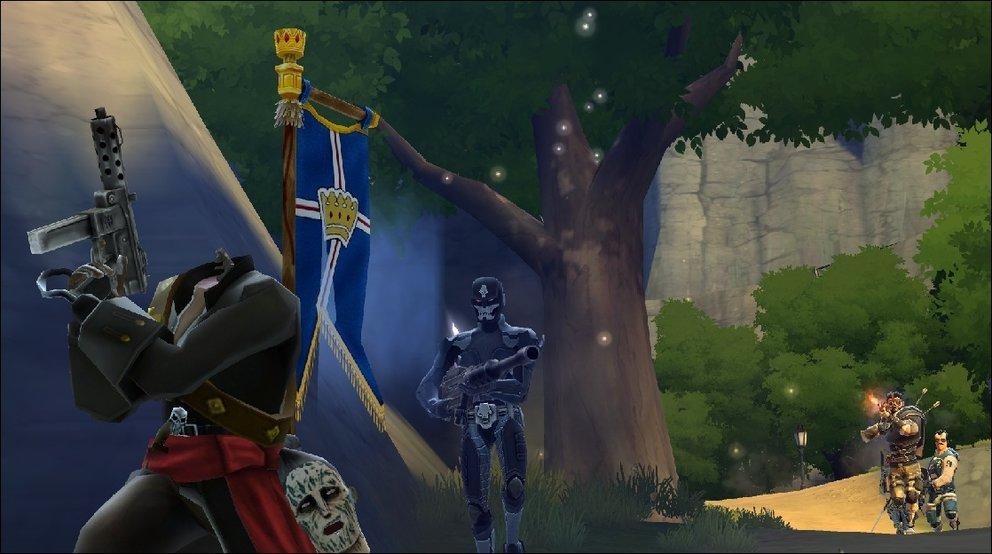 Battlefield Heroes - Ab sofort mit Capture the Flag Modus