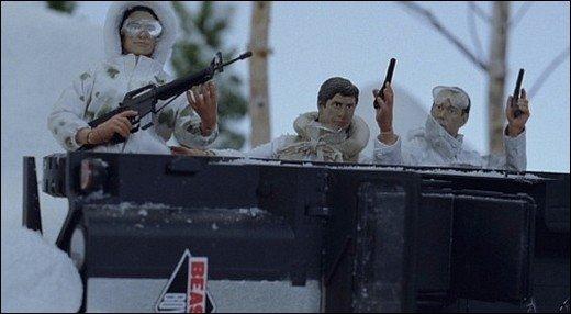 Beastie Boys vs. Spike Jonze - Obercooles Actionvideo mit G.I. Joe Figuren