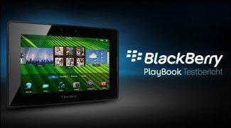BlackBerry PlayBook Test - Wie gut ist das erste professionelle Tablet für normale User?