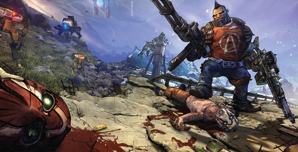 Borderlands 2: Open-World Titel kommt am 21. September