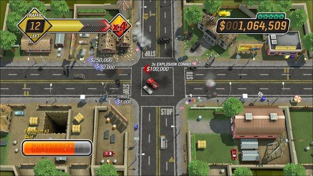 Burnout: Crash - War ursprünglich ein Wii-Titel