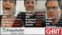 CEBIT 2011 - Fraunhofer SHORE: Spielend kommunizieren