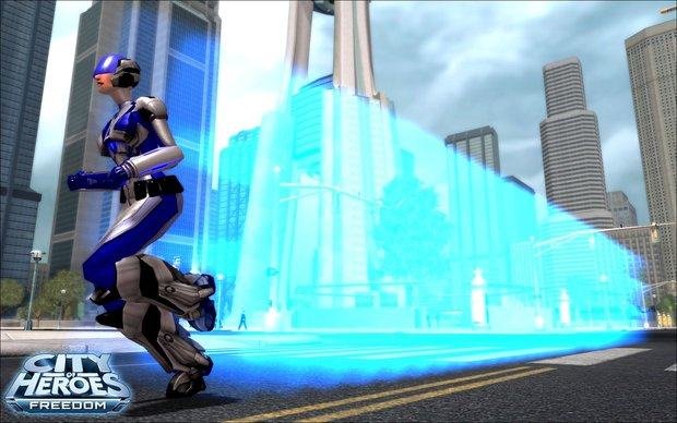 City of Heroes - MMO wird free2play