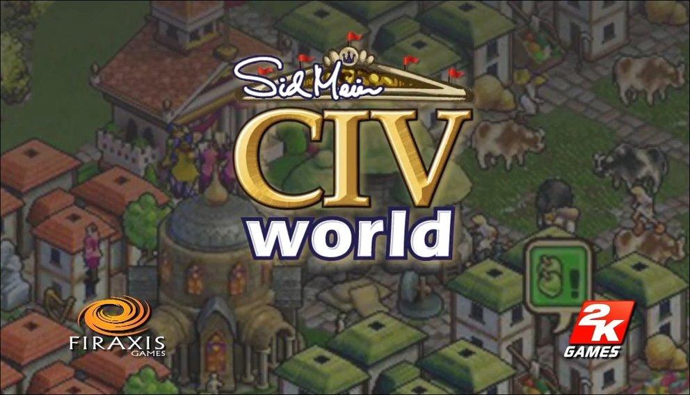 Civilization World - Facebook-Spiel startet in die Open Beta
