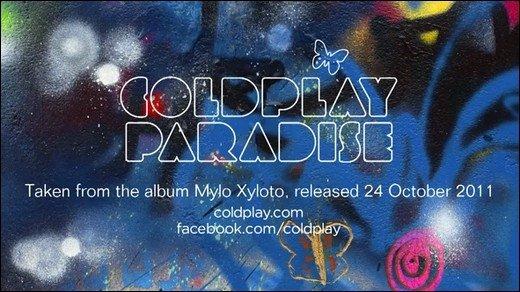 Coldplay Paradise - Neuer Song im Stream, Rihanna als Album-Gast