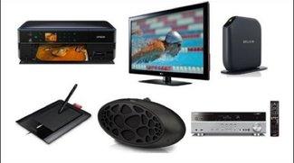 Cyber Monday - Letzte Chance: 3D Fernseher, Lautsprecher und weitere Angebote heute bei Amazon