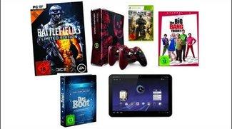Cyber Monday - Spiele, Filme und Hardware heute mit bis zu 50 Prozent Rabatt bei Amazon