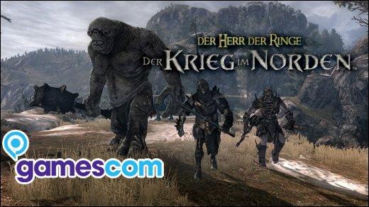 Der Herr der Ringe - Der Krieg im Norden - Gamescom Kurzcheck