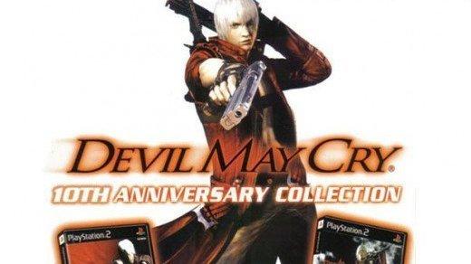 Devil May Cry - Anniversary-Collection bringt DMC 1, 2 und 3 in HD