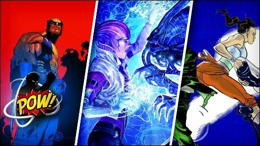 Die besten Comics im August - GIGA POW! #1: Valve, Wolverine, Mass Effect, Dead Rising
