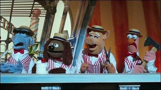 Die Muppets - Jetzt mit singenden Hühnern!