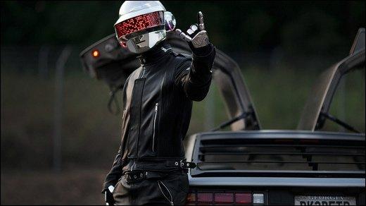 DIY Daft Punk Helm - Selbstgemacht ist immer noch am Schönsten