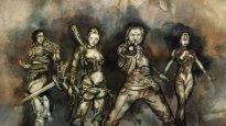 Dungeon Siege 3 - Koop-Trailer zeigt alle Legionäre zusammen