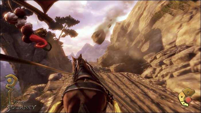 Fable: The Journey - Molyneux: Kinect hat einige Probleme