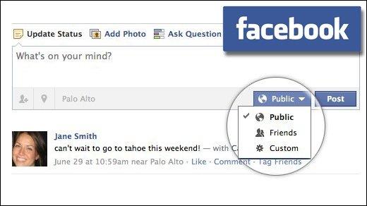 Facebook - Automatisches unterteilen der Freunde