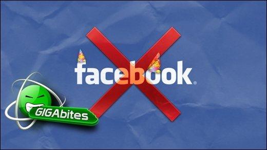 Facebook-Partys passé? - Das Sommerloch ist gefüllt - mit Bullshit