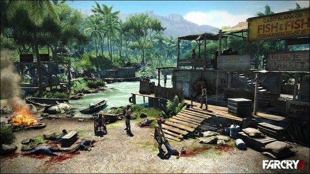 Far Cry 3 - Auch so lässt sich die E3 Demo spielen