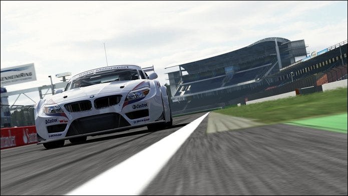 Forza Motorsport 4 - Making of Hockenheim