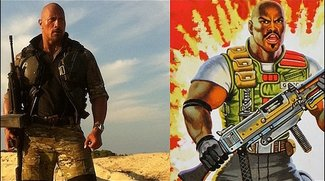 G.I. Joe 2: Retaliation - Erste Bilder von The Rock als Roadblock