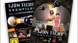 GIGA Adventskalender - 1. Dezember - Ijon Tichy: 5x Staffel 1&amp&#x3B;2