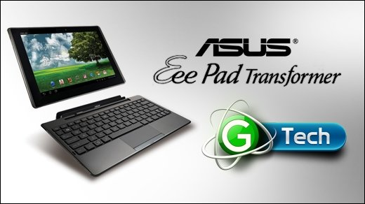 GIGA Tech Talk - Asus Transformer - Android-Tablet und Netbook in Einem