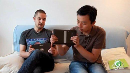 GIGA Tech Talk - iPad vs. Android - Welche Tablet Plattform ist die bessere Wahl?