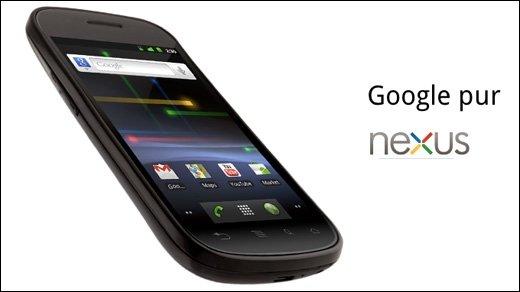 Google - Nexus 4G im November 2011?