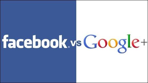 Google+ vs Facebook - Hat der Nachahmer überhaupt eine Chance?