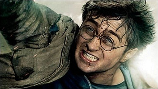 Harry Potter Nummer 8 - Zerbröselt Box Office Rekorde