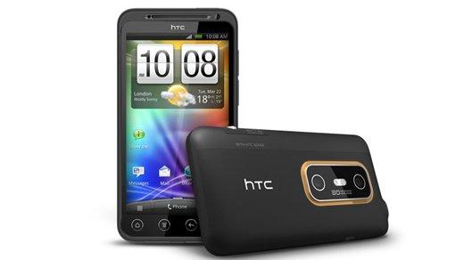 HTC  - Evo 3D - 3D-Smartphone erscheint im Juli