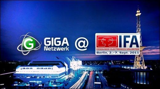 IFA 2011 - GIGA Netzwerk @ IFA 2011
