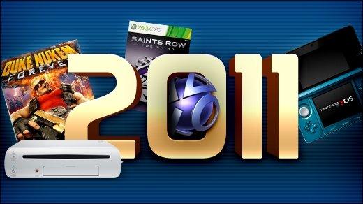 Jahresrückblick 2011 - 12 Monate Games, Emotionen, Skandale