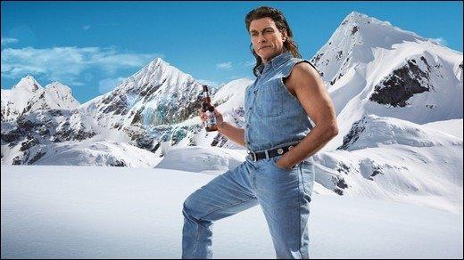 Jean-Claude Van Damme - Geniale Werbespots für Coors Light