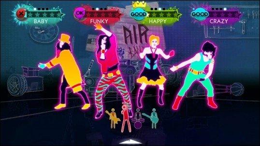 Just Dance 3 - Mit Just Create eigene Choreographien aufzeichnen und verbreiten