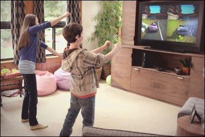 Kinect - Microsoft möchte die Bewegungssteuerung niemandem aufdrängen