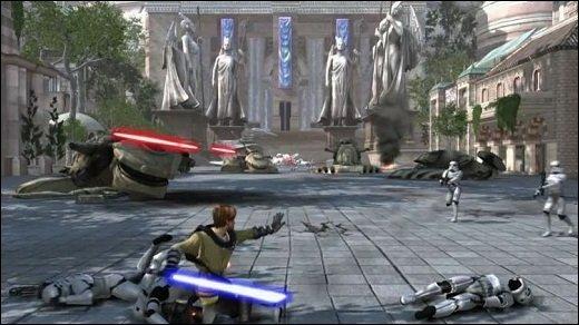 Kinect Star Wars - E3-Trailer verspricht Jedikräfte