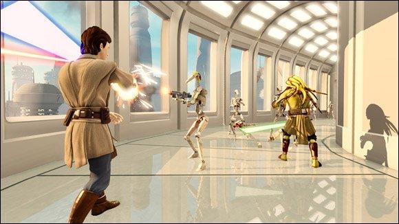 Kinect Star Wars: Lichtschwertkampf beginnt am 3. April