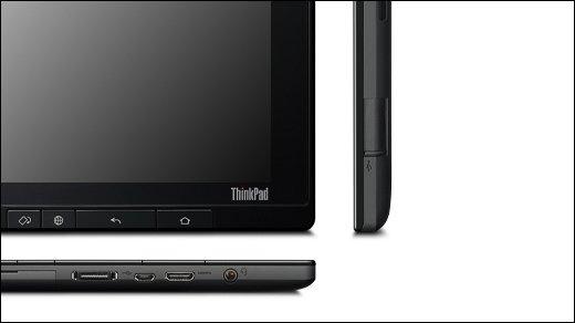Lenovo - Hands-On mit dem ThinkPad Tablet