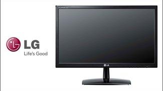 LG - S-IPS und LED-Technik in günstigen Monitoren
