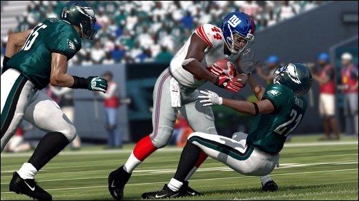 Madden NFL 12 - EA Sports bringt den Football zurück nach Deutschland