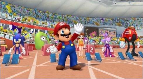 Mario&amp&#x3B;Sonic bei den Olympischen Spielen - Release-Termine bekanntgegeben