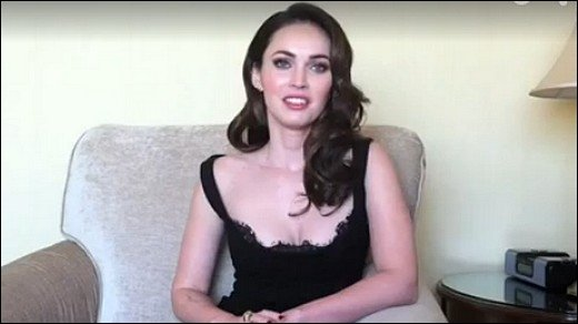 Megan Fox - Redet über ihr Leben nach Transformers