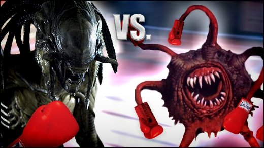 Menschen waren gestern - Das wahre Todesmatch heißt &quot&#x3B;Alien vs. Alien&quot&#x3B;