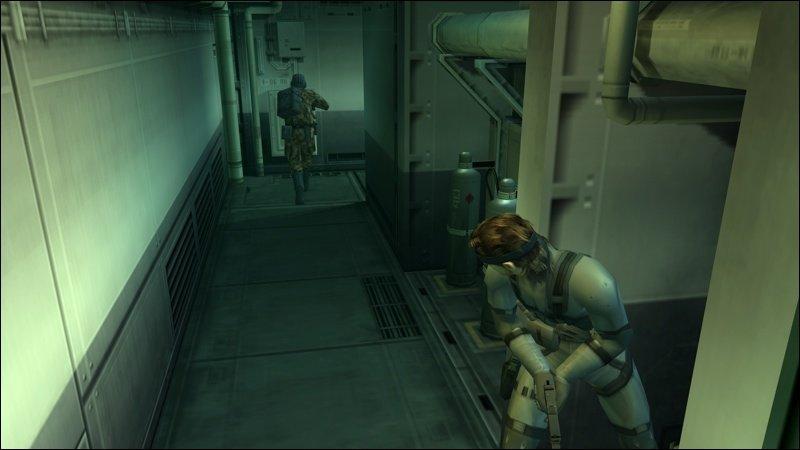Metal Gear Solid HD Collection - Kommt auf der 360 auf 2 Discs