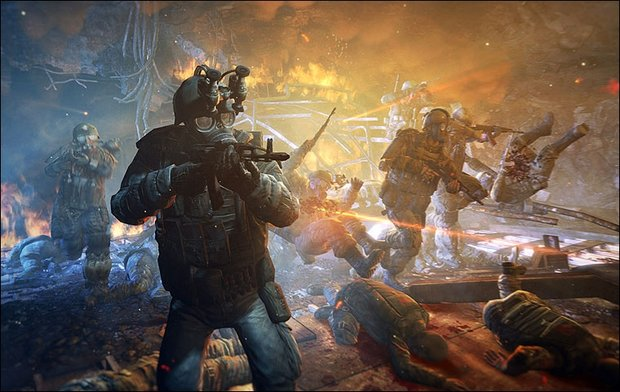 Metro: Last Light - 12-Minuten Gameplay im neuen Video