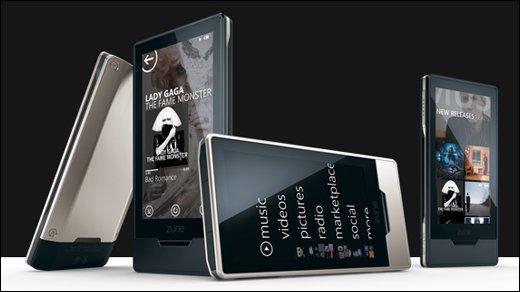 Microsoft - Der Zune ist tot, lang lebe Windows Phone (Update: Er lebt)