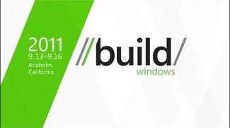 Microsoft - Erstes Windows 8 Tablet auf der BUILD-Konferenz